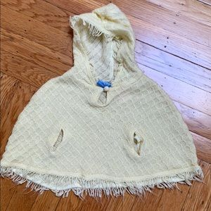 Other - Baby girl poncho